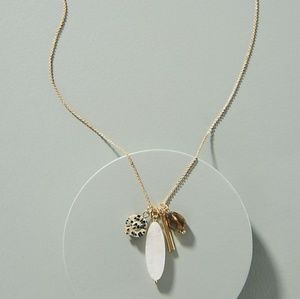NWT | Anthropologie Maryanne Pendant Necklace